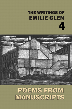 Poets press catalog this fourth and final volume collects all the unpublished manuscripts left by new york poet emilie glen these 180 poems lyric and narrative fandeluxe Gallery